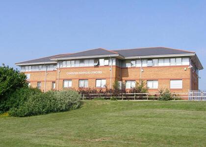 Cyncoed Medical Centre in Cardiff