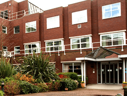 Nuffield Health Clinic in Wolverhampton