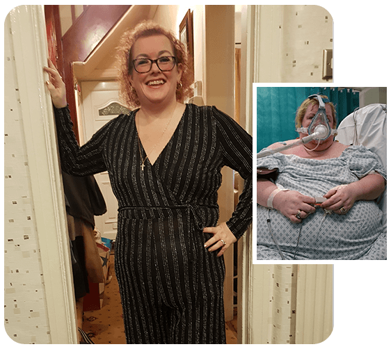 Michelle reversed type 2 diabetes after weight loss surgery
