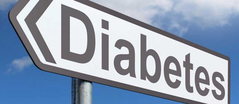 Diabetes sign