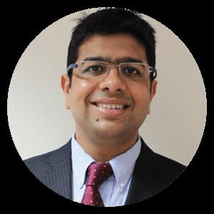 Image of consultant bariatric surgeon, Mr Rishi Singhal