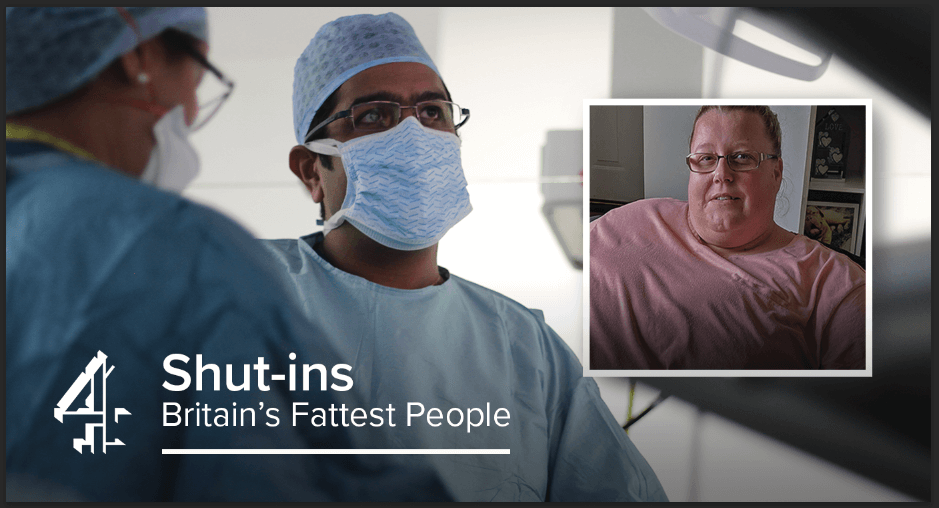 Mr Rishi Singhal on Shut Ins: Britain's Fattest People