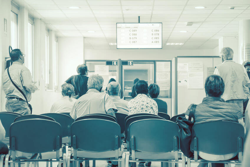 COVID-19 NHS waiting list hits record high after second wave