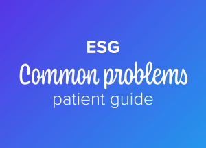 ESG common problems