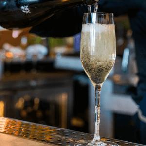 low calroie champange
