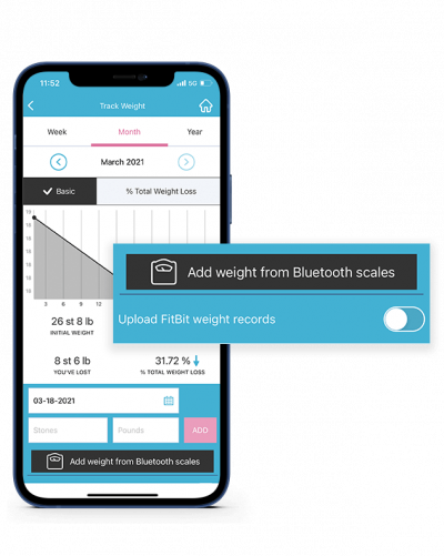 HW-app-track-weight-over-time